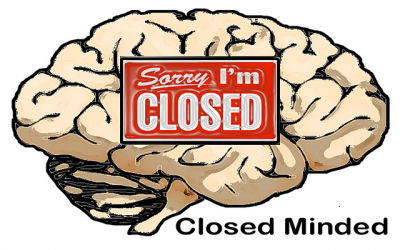 The Problem With (some) Atheists Part Two – Closed Minds