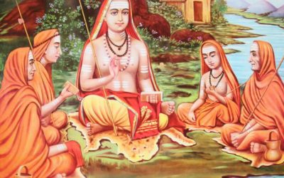 The Pedagogy of the Upanishads